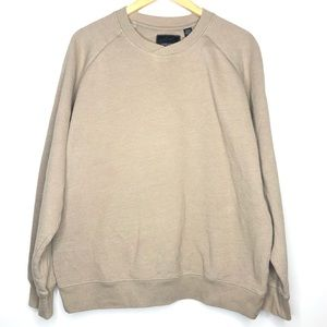 Greg Norman Tan Sweater Sz XL